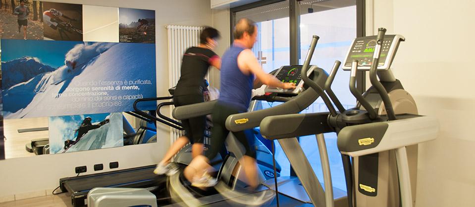 Cardio fitness a Bergamo.